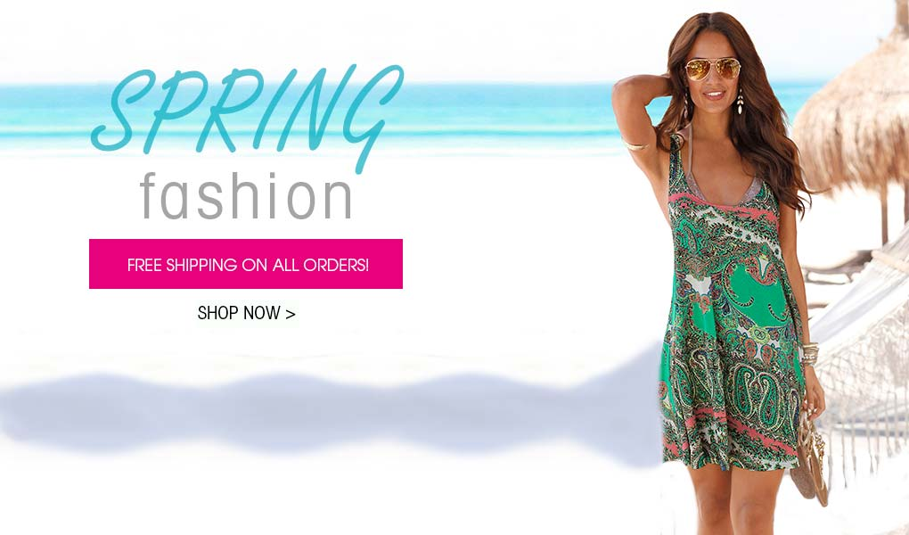 LASCANA Beachwear Summer Fashion Beach Dresses Sundresses