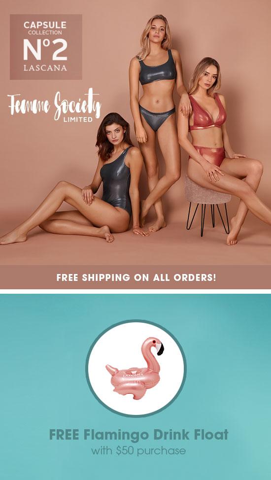 dbc4c71a38 ... FREE Shipping LASCANA Lingerie, Swimwear, Summer Fashion