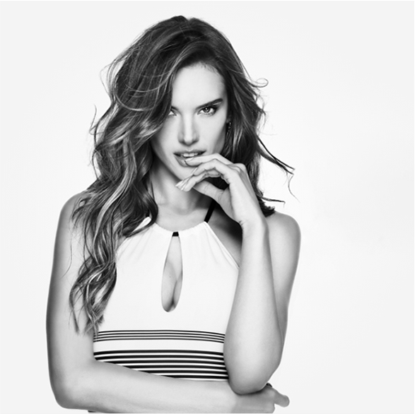 Alessandra Ambrosio:  When do I feel my best? When I do what I like.